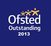 Ofsted Outstanding 2013