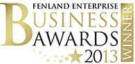 Fenland Business Awards Winner 2013